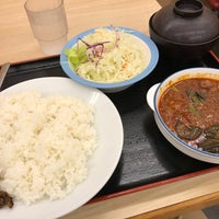 Photo taken at Matsuya by aoappend on 8/11/2017