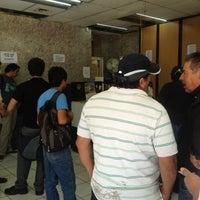 Photo taken at Notaría Elias Jarim Jarufe by Edgardo M. on 11/15/2012