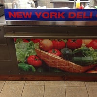 Photo taken at New York Deli by Broadway Jay on 8/5/2014