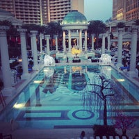 Photo taken at Caesars Palace Hotel & Casino by Jodi H. on 3/20/2013