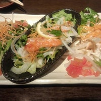 Photo taken at うまみ屋 川端店 by すーさんぱぱ on 8/10/2013