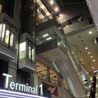 Photo taken at HND Terminal 1 by Takamichi H. on 7/28/2013