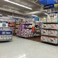 Photo taken at Walmart Supercenter by TA1AB on 12/28/2015