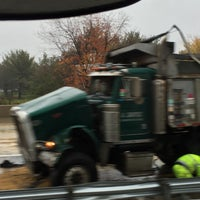 Photo taken at New Jersey Turnpike - East Brunswick by TA1AB on 10/28/2015