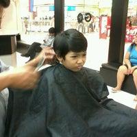 Photo taken at GQ Barber Shop @SM Molino by Mutya R. on 6/1/2013