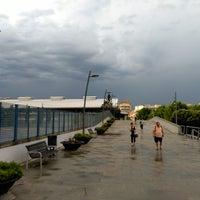 Photo taken at Centre Esportiu Municipal Espanya Industrial by Chesco I. on 6/16/2015