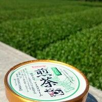 Photo taken at 諏訪原園茶舗 by Hiro M. on 4/30/2016