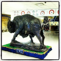 Photo taken at Samuel Clemens High School by Zachary C. on 12/19/2012