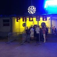 Photo taken at Sunset Nightclub by Elena N. on 8/9/2014