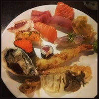 Photo taken at Hideki Sushi Bar e Restaurante by Gourmet S. on 7/24/2013