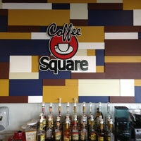 Photo taken at Coffee Square by Ilhuicamina J. on 12/18/2012