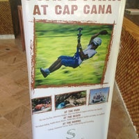 Photo taken at Scape 2 Cap Cana by Emmanuel M. on 4/23/2013