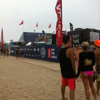 Photo taken at Vans US Open of Surfing 2013 by Jeff P. on 7/20/2013
