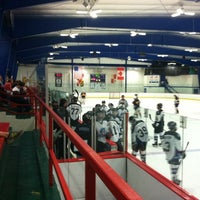 Photo taken at Columbia Ice Rink by Paula H. on 9/22/2013