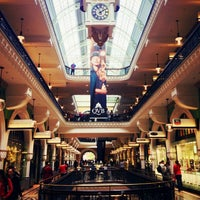 Photo taken at Queen Victoria Building (QVB) by Anton K. on 6/5/2013