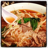 Photo taken at Phuong Vietnamese Restaurant by Daniel H. on 11/27/2012