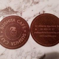 Foto tomada en Sushita Café por Sushita Café el 2/13/2015
