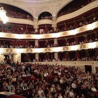 Foto tomada en Teatro Municipal de Santiago por Rene N. el 3/14/2013