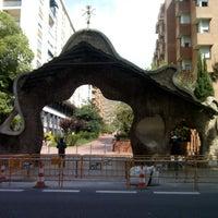 Foto tomada en Puerta de Gaudí por Xavier a. el 4/25/2014