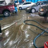 Photo taken at Elgin Car Wash by Mark Z. on 1/18/2015