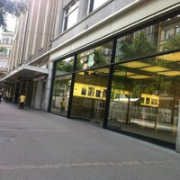 Photo taken at Apple Bahnhofstrasse by Bulent O. on 6/9/2013