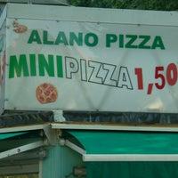 9/8/2016 tarihinde Thilo G.ziyaretçi tarafından Alano Pizza Mini Pizza'de çekilen fotoğraf