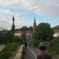 Photo taken at Burg Stargard by Thilo G. on 8/13/2017
