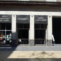 Foto tomada en Museo Mexicano Del Diseño (MUMEDI) por Berenice V. el 2/19/2013