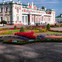 Photo taken at Kadriorg Palace by Natalya F. on 8/18/2013
