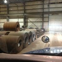 "Photo taken at Pinnacle Steel by Patrick ""Troll"" D. on 6/10/2013"