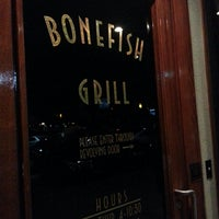Photo taken at Bonefish Grill by Jermaine C. on 2/24/2013