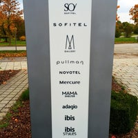 Photo taken at AccorHotels Germany GmbH by Petsch M. on 10/17/2015