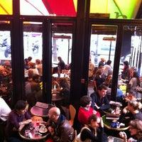 Foto diambil di Delaville Café oleh Ella pada 5/20/2013