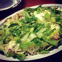 Photo taken at Chipotle Mexican Grill by EUNICE C. on 10/4/2012