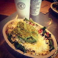 Photo taken at Chipotle Mexican Grill by EUNICE C. on 11/14/2012