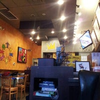 Photo taken at The MadHouse Coffee by Brock H. on 3/3/2013