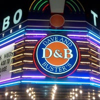 Photo taken at Dave & Buster's by Shawn M. on 11/10/2012