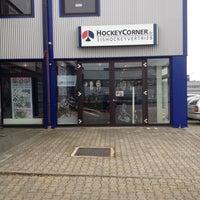 Photo taken at Hockeycorner by Karin F. on 3/15/2014