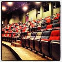 Photo taken at Balzer Theater at Herren's by Austin S. on 4/14/2013