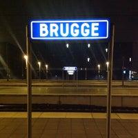 1/7/2013 tarihinde mintenseziyaretçi tarafından Station Brugge'de çekilen fotoğraf
