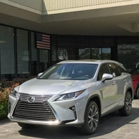 Photo Taken At Sewell Lexus Of Dallas By Tony D. On 3/29/