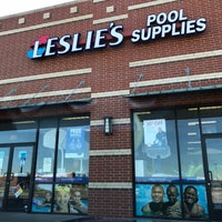Photo taken at Leslie's Pool Supplies by Tony D. on 11/19/2017