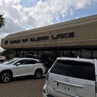 ... Photo Taken At Lexus Of Clear Lake By Tony D. On 10/3/ ...