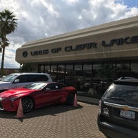 ... Photo Taken At Lexus Of Clear Lake By Tony D. On 10/31/ ...