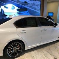 Photo taken at Park Place Lexus Plano by Tony D. on 11/10/2017