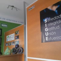 Photo taken at Sigue Habilitando Vidas by Esau A. on 9/13/2014