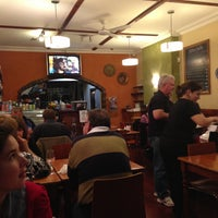 Photo taken at Gloria's Portuguese Cafe & Restaurant by Ryan S. on 5/4/2013