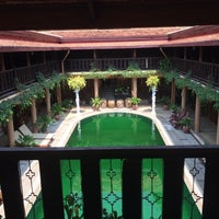 Photo taken at Ruean Thai Hotel Sukhothai by Kay Z. on 4/6/2014