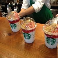 Photo taken at Starbucks by hiro C. on 7/21/2013