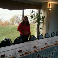 Photo taken at Koshkonong Mounds Country Club by Randy U. on 10/5/2012